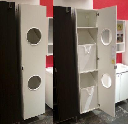 40+ Ikea bathroom laundry cabinet ideas
