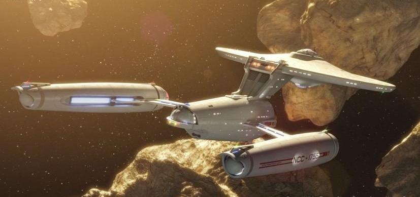 Star Trek ships of the line!!!