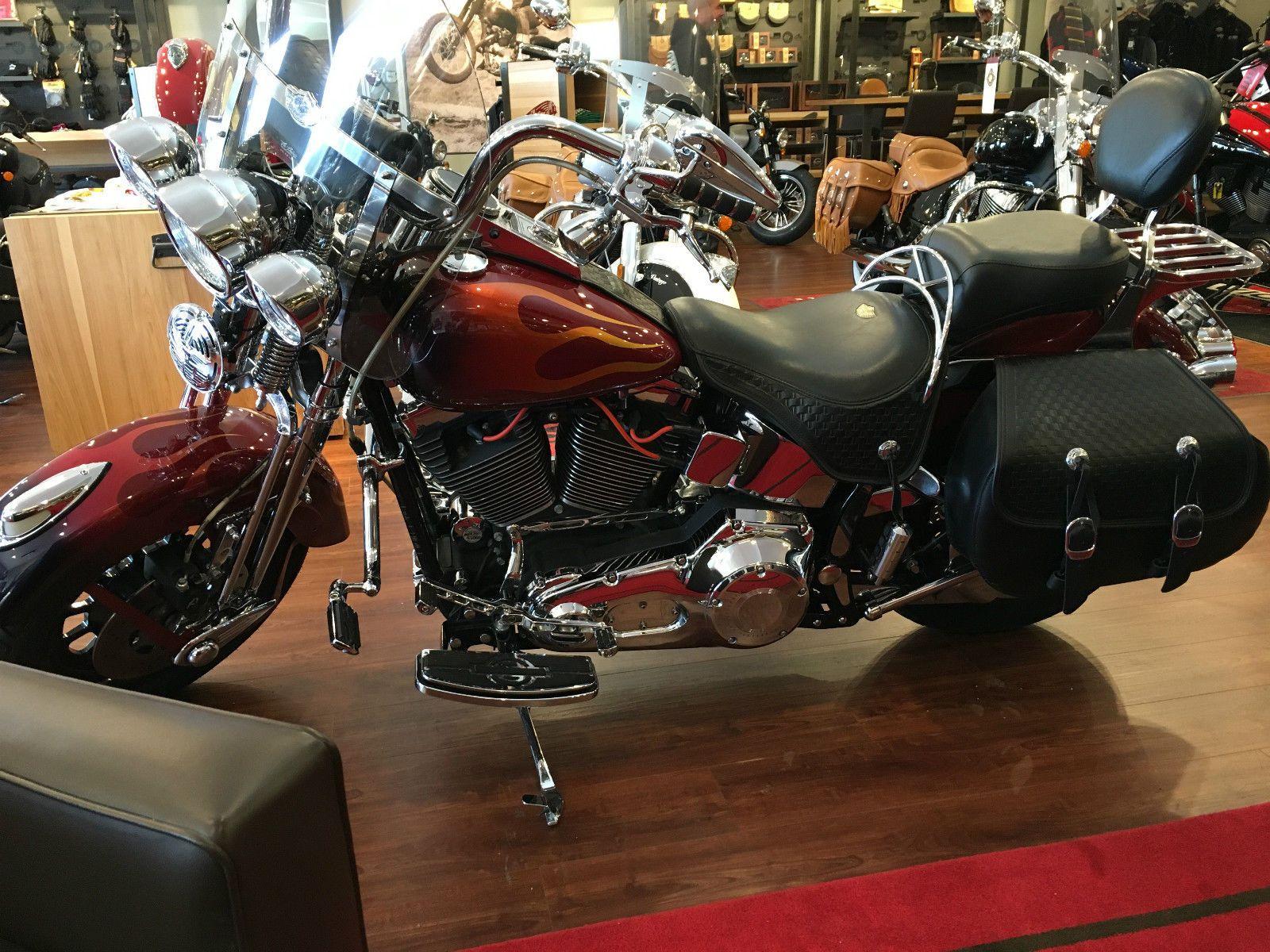 Harley Davidson Softail   eBay   H-D Motorcycles   Pinterest ...