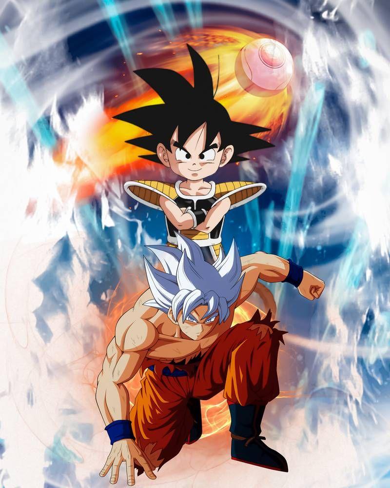 Goku Ultra Instinct Mastered Dragon Ball Super Dragon Ball Super Manga Dragon Ball Super Goku Dragon Ball Art