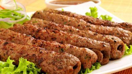 طريقة عمل اسياخ الكباب Egyptian Food Kebab Indian Food Recipes