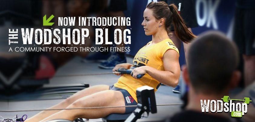 Camille Leblanc Bazinet Wodshop Fitness Motivation Crossfit Athletes Get Fit