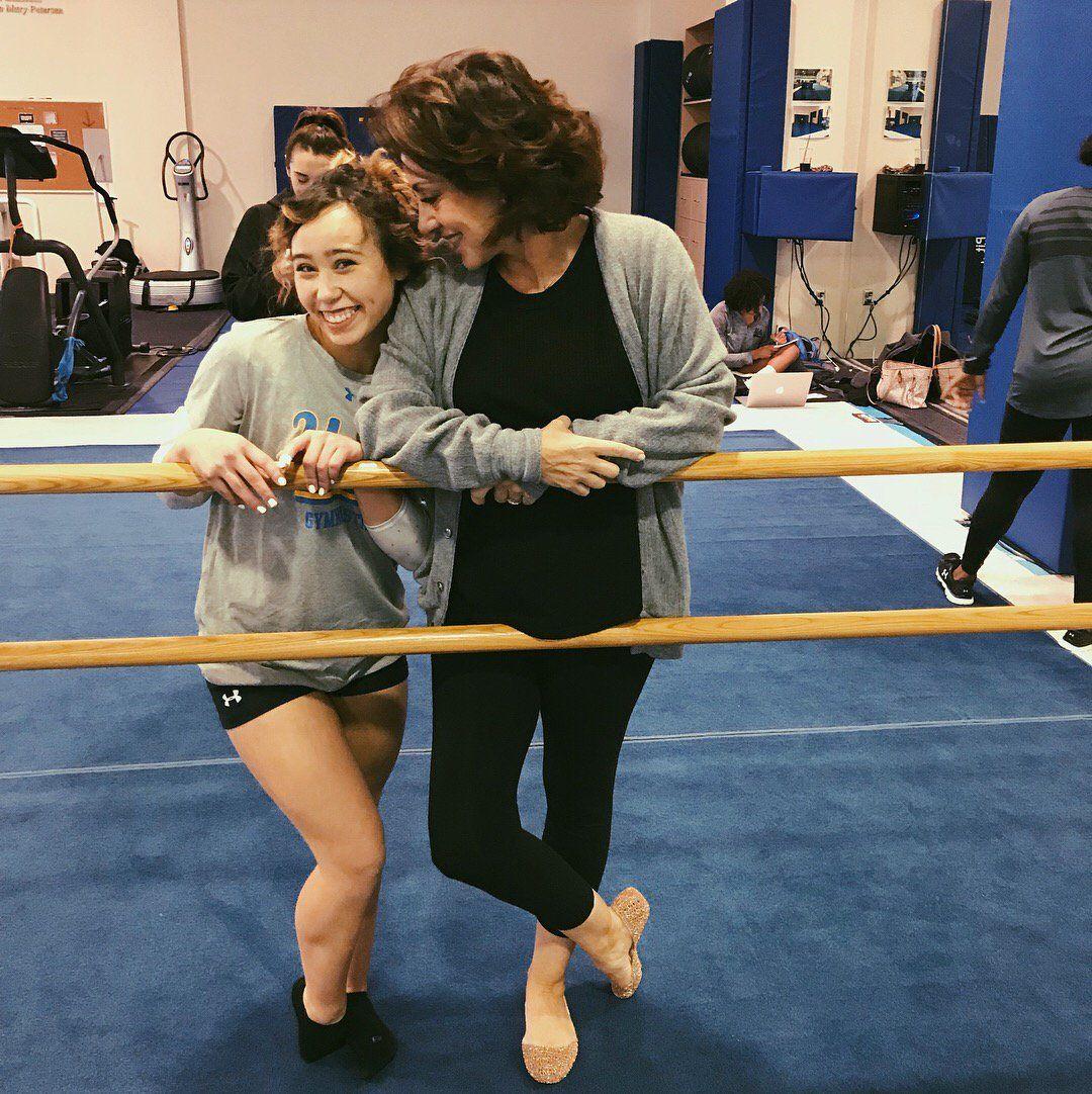 Twitter Katelyn ohashi, Gymnastics routines, Gymnastics