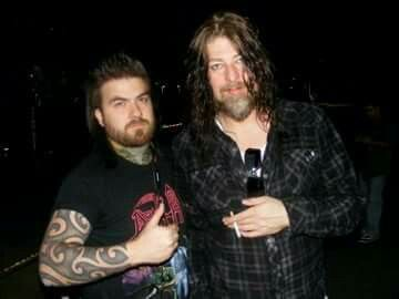 Alessandro Venturella and James Root: Unmasked | Slipknot ...