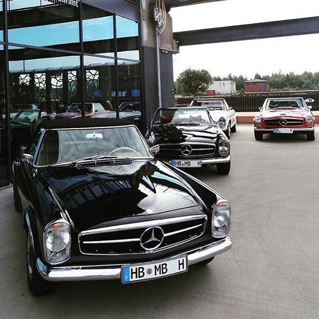 Dreamcar Collection? Photo by @teilix (by: mercedesbenzclassic )