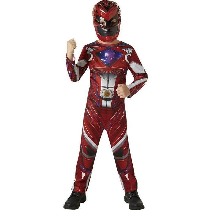 Power Ranger Rojo Disfraces Para Adultos Trajes Para Chicos Y