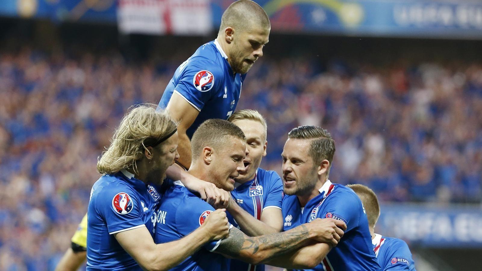 England v Iceland key moments Sigurdsson scores