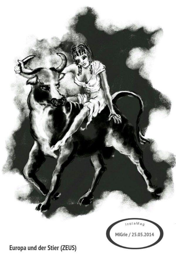 Europa und der Stier