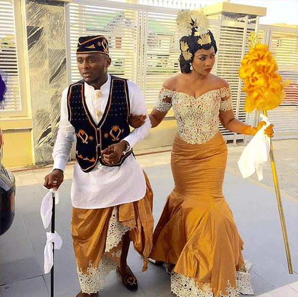 Efik Traditional Wedding Attire Nigeria