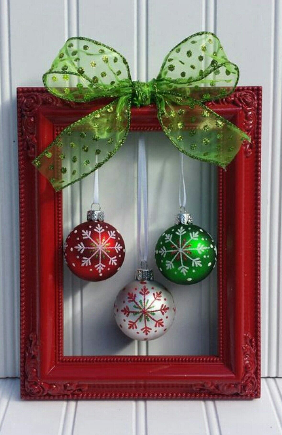 Quick Christmas craft