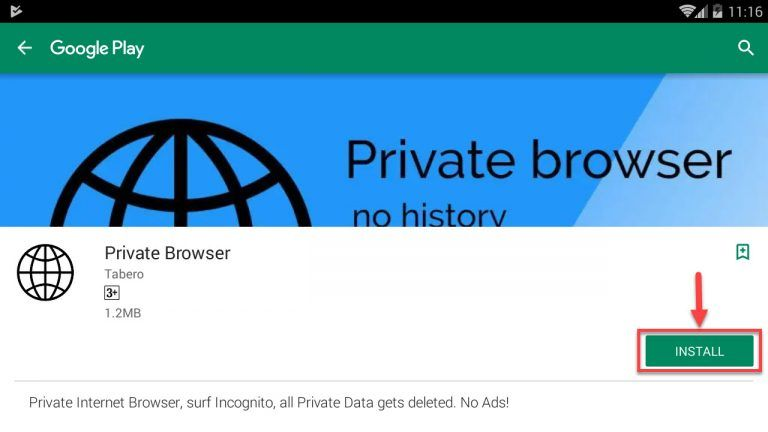 Private Browser For PC/Laptop (Windows 10/8/7 and Mac) Free Download