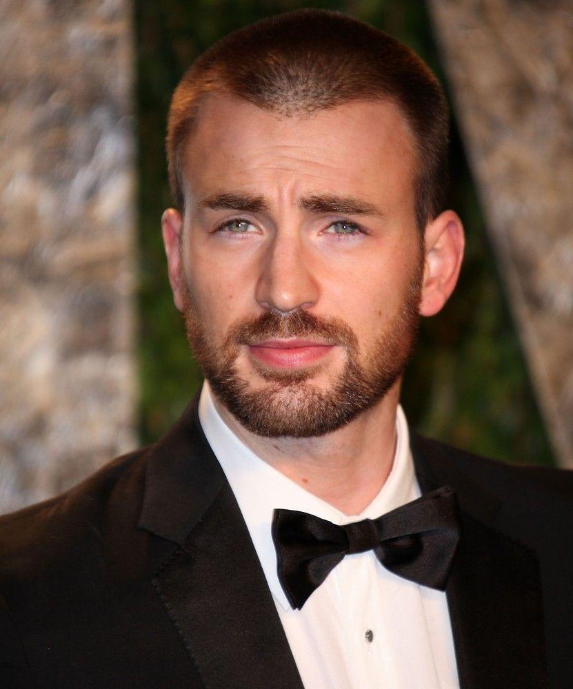 Chris Evans 2012 Vanity Fair Oscar Party Nom Nom Nom Chris