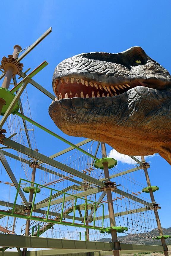 Royal Gorge Dinosaur Experience #dinosaurfossils