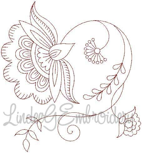 Free Hand Embroidery Transfers Patterns Stitches Free Dutch