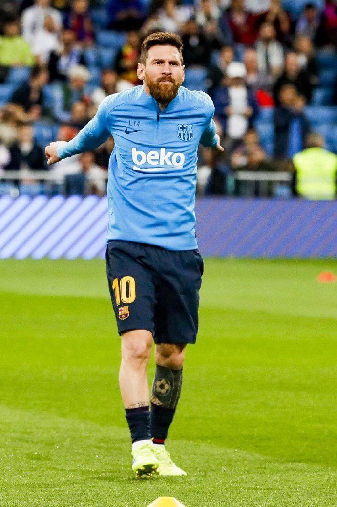 Messi Esportes