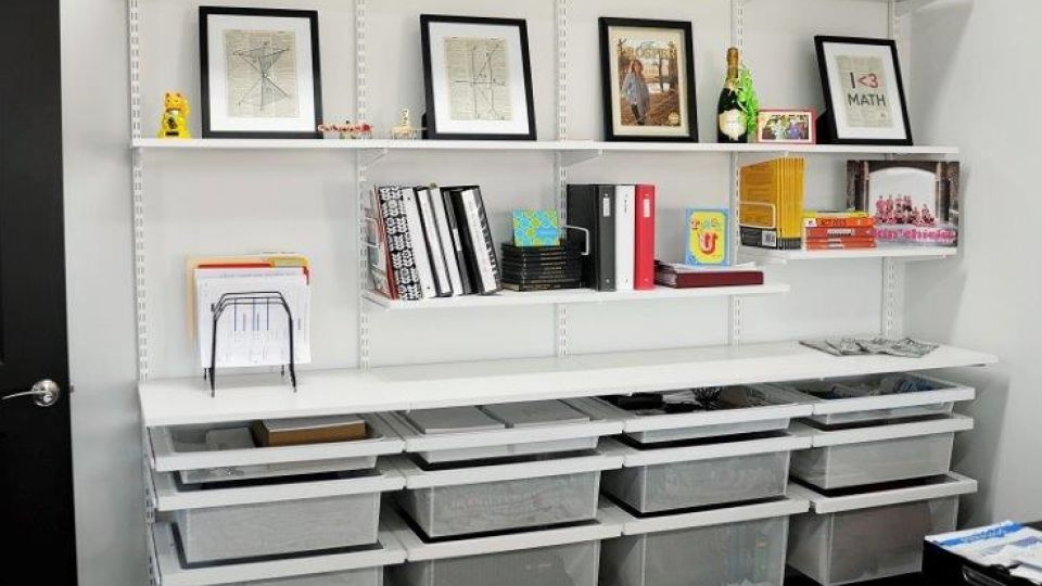 Wonderful Container Store Storage #10 - Classroom Storage Solutions, Locker Room Storage U0026 Library Shelving | The Container  Store