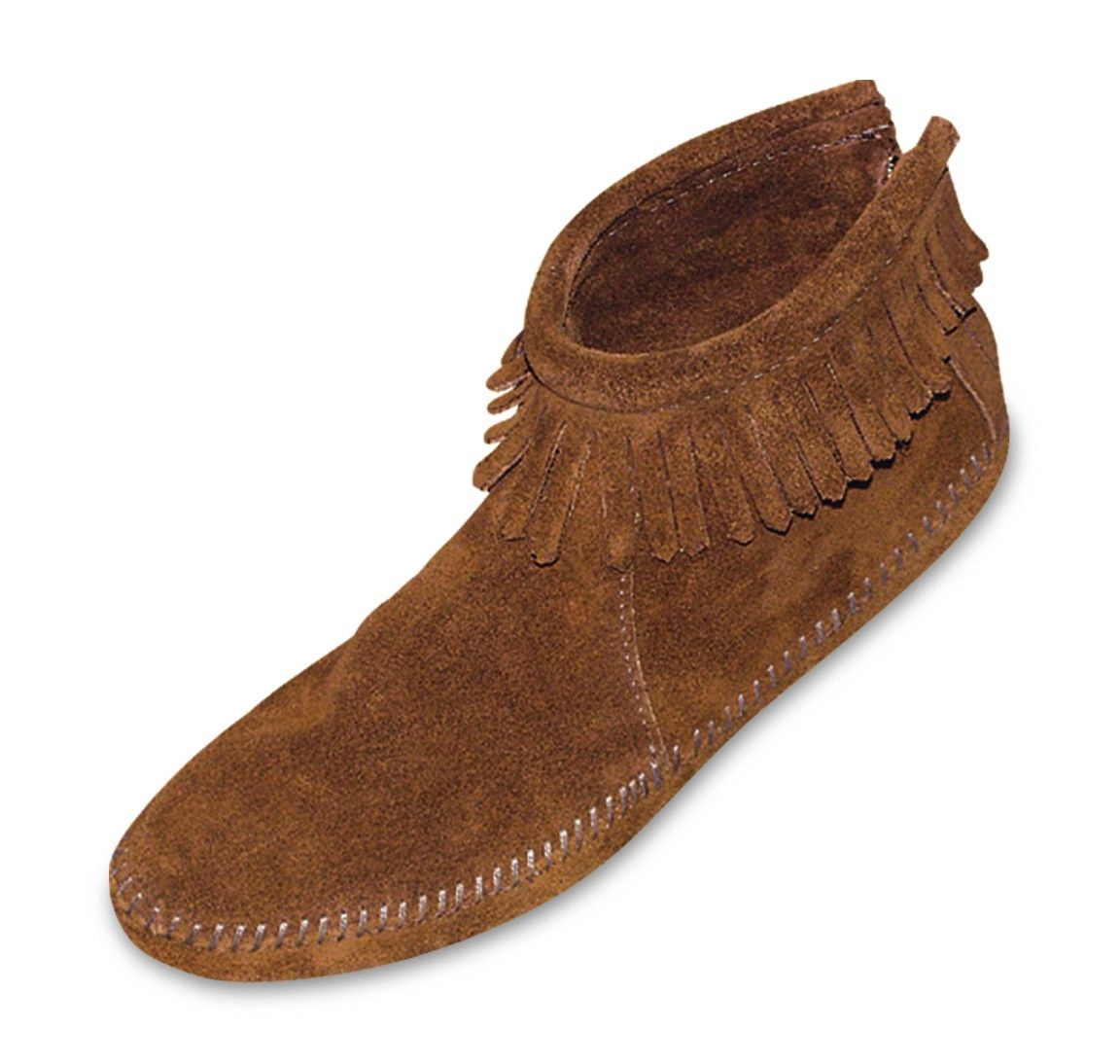 Both of the Mens Moccasins or Womens Moccasin fringe boots moccasins are  an instant classic