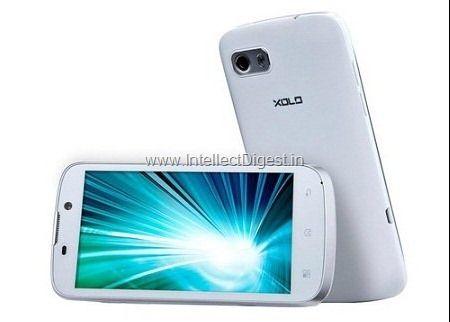 Lava Xolo A800 Android Phone.