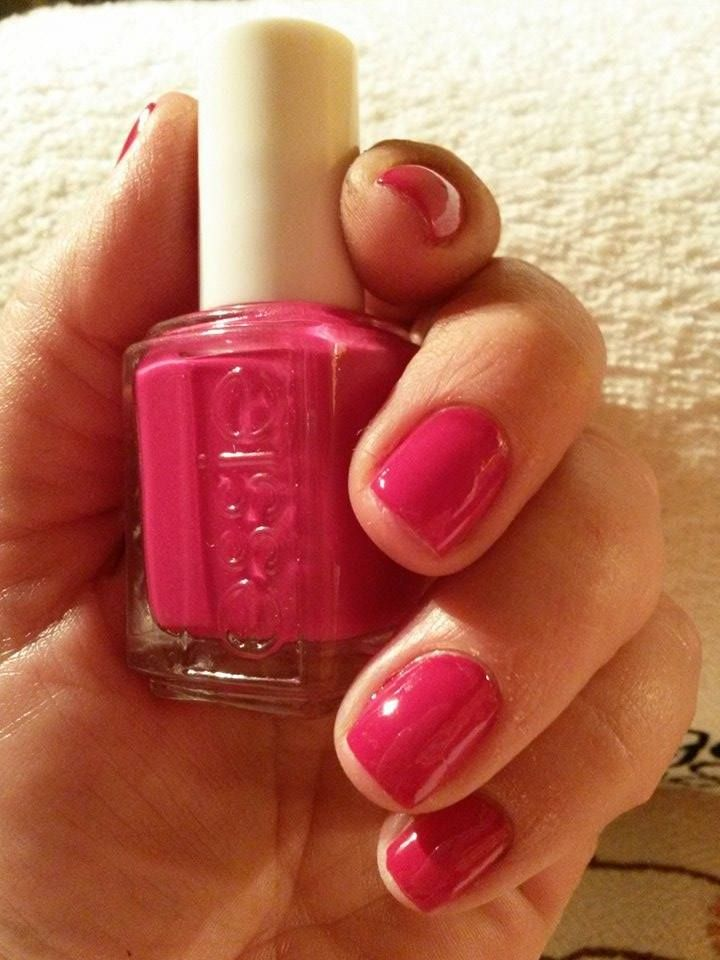 essie plumberry | nails! | Pinterest