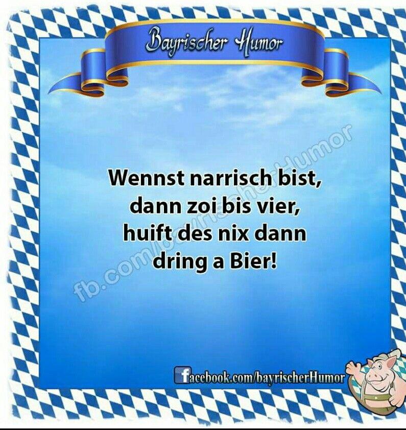 Auf bayrisch geburtstagsglückwünsche Zum Geburtstag