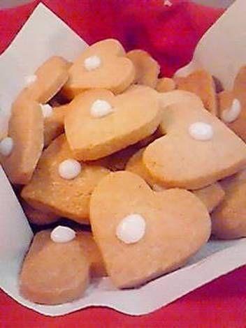 3-Ingredient Egg-Free Easy Cookies