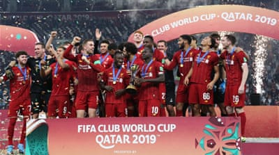 Fifa Club World Cup Liverpool Crowned First Time Champions Club World Cup World Cup Fifa
