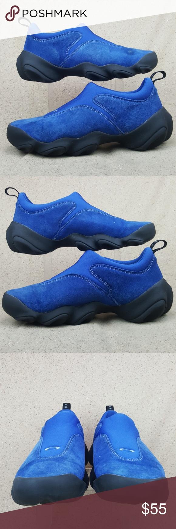 Oakley Flesh Slip On Hiking Shoes M 10