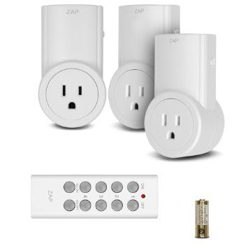 Amazon: Etekcity Wireless Remote Control Electrical Outlet Switch ...