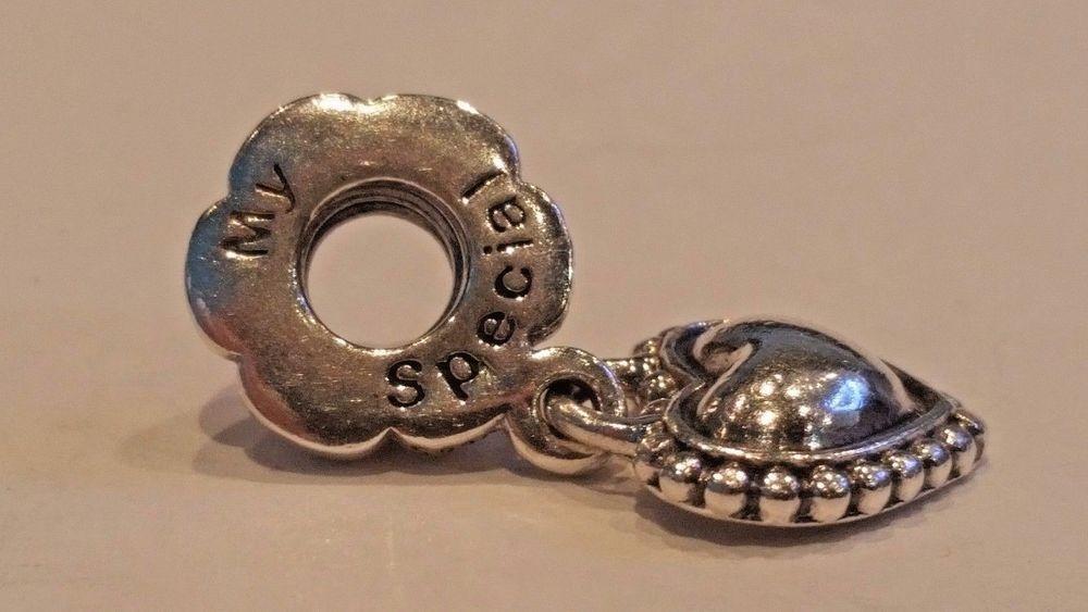 e06ff9417 Pandora My Special Sister Heart Dangle Sterling Silver Charm #Pandora  #European