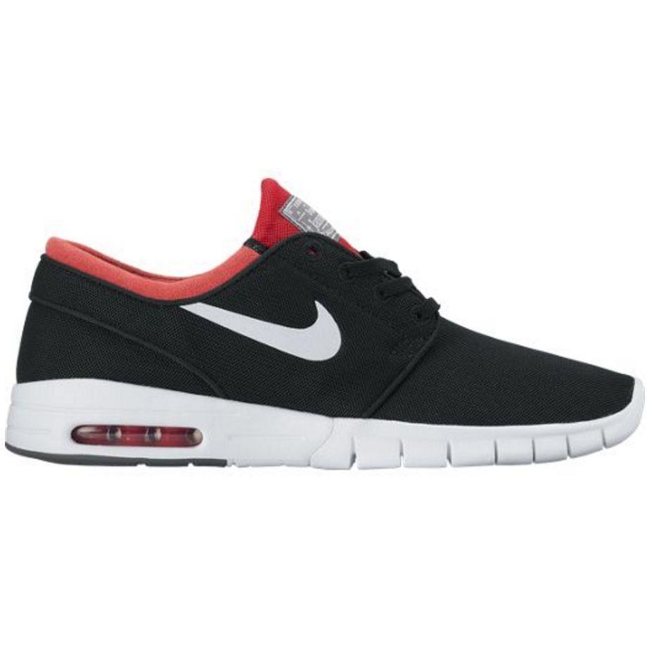 6f810a32a85e Nike SB Stefan Janoski Max-Black Red