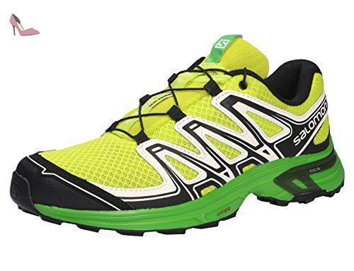 Salomon 393293, Chaussures de marche pour homme jaune