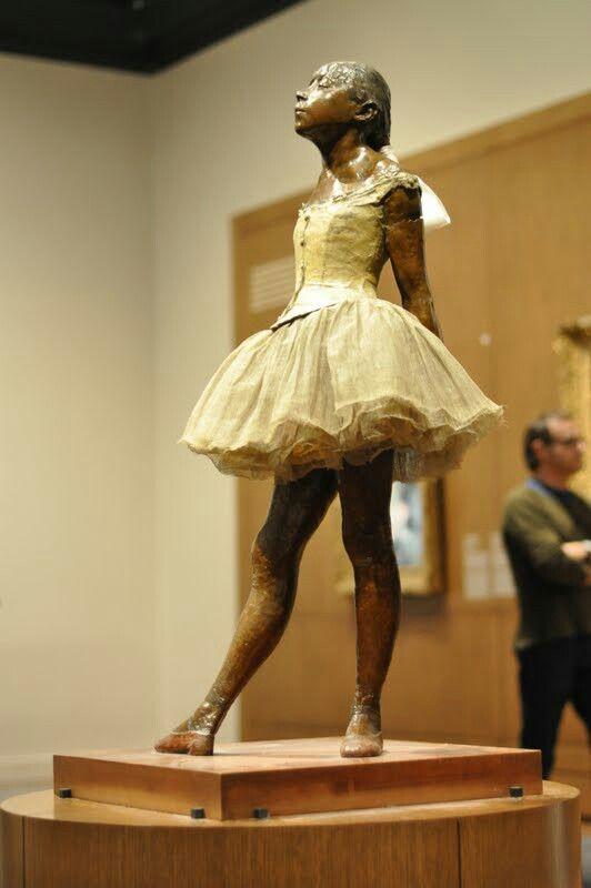 Petite Danseuse De 14 Ans : petite, danseuse, Petite, Danseuse, Edward, Degas,, Edgar, Degas