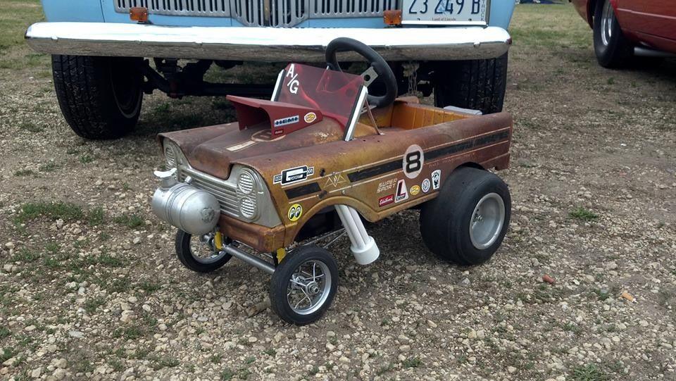 Old Hot Rod peddle car | Pedal Cars | Pinterest | Pedal car, Cars ...
