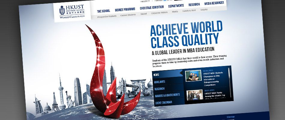 Avantbiz Web Design Hong Kong University Of Science And Technology Hkust Business School Http Www Avantbiz Com Design10 Hkust Business School
