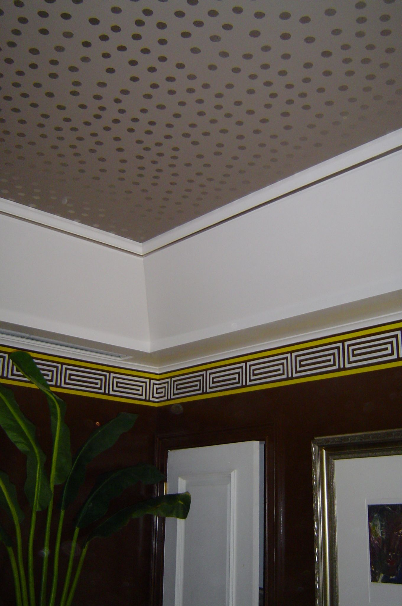 Show-House, Ceiling and Wall-Border by Jeff Huckaby (The ...