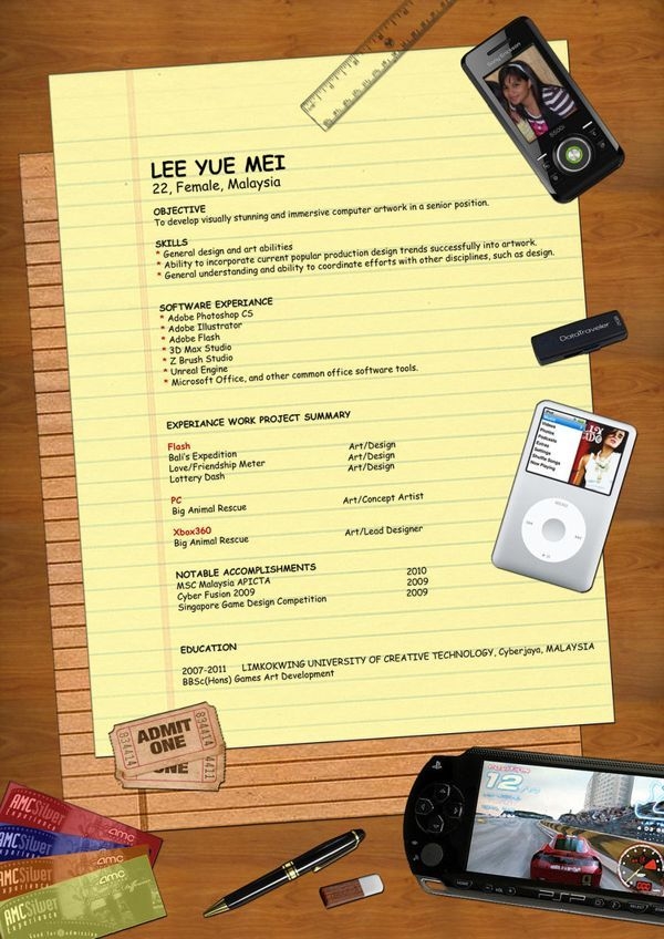 Creative Resume Templates For Microsoft Word Resume creative