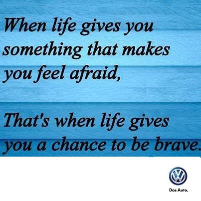 Quote for this Friday! #Quotes #life #brave