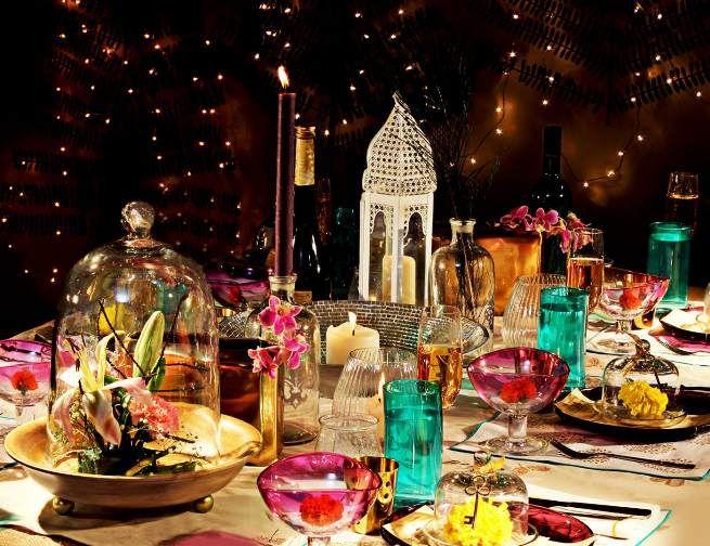 6 Tips For Your Diwali Dinner Table Dinner Party Decorations Dinner Table Decor Diwali Festival Of Lights