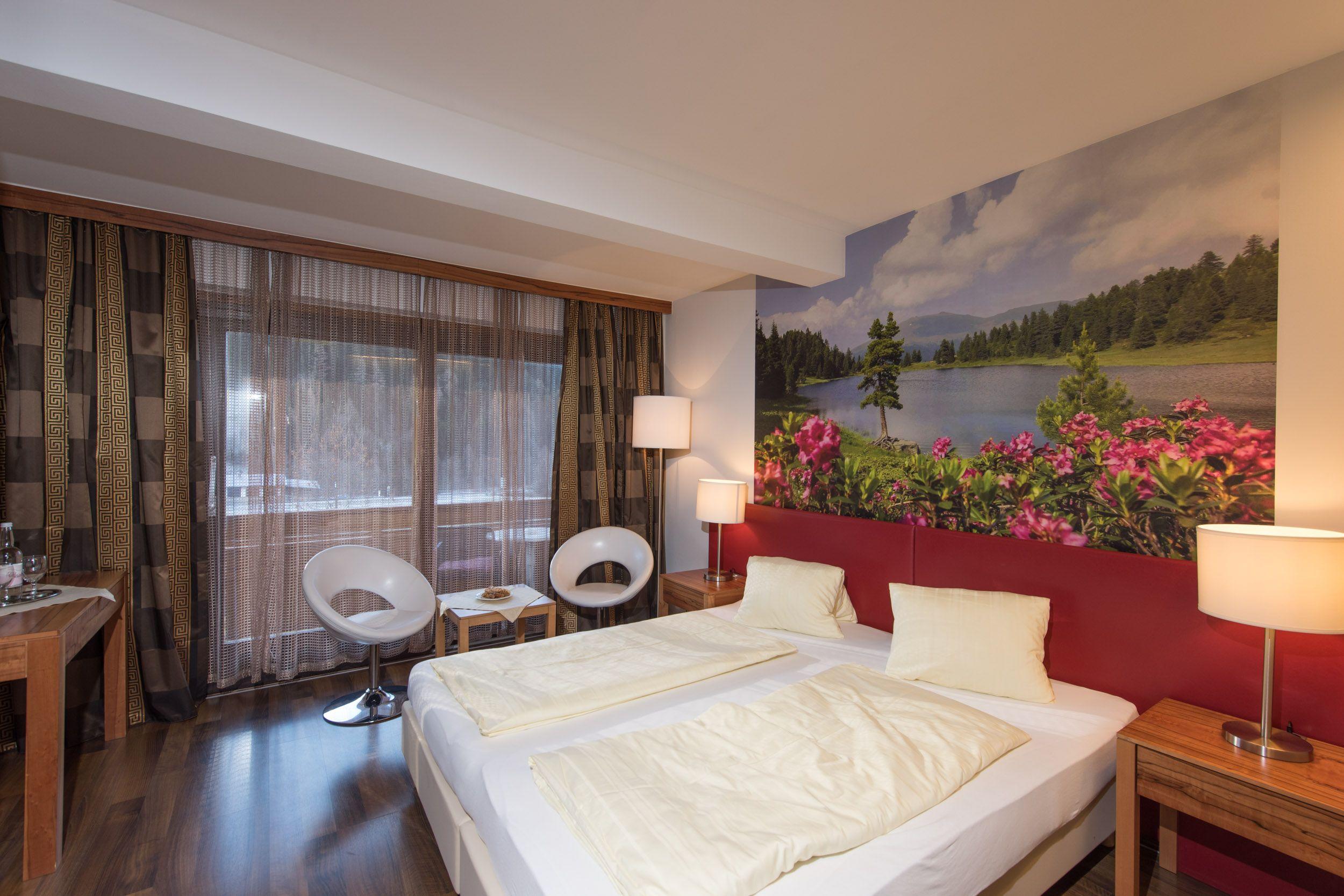 Doppelzimmer Almrausch**** - top renoviert für unsere Gäste www.almrausch.co.at