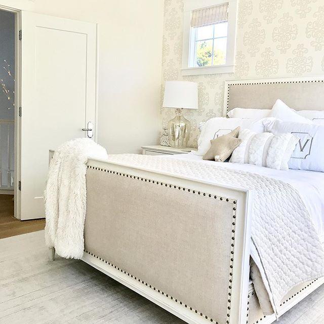 KRISTY WICKS Refreshing Neutral Master Bedroom ...