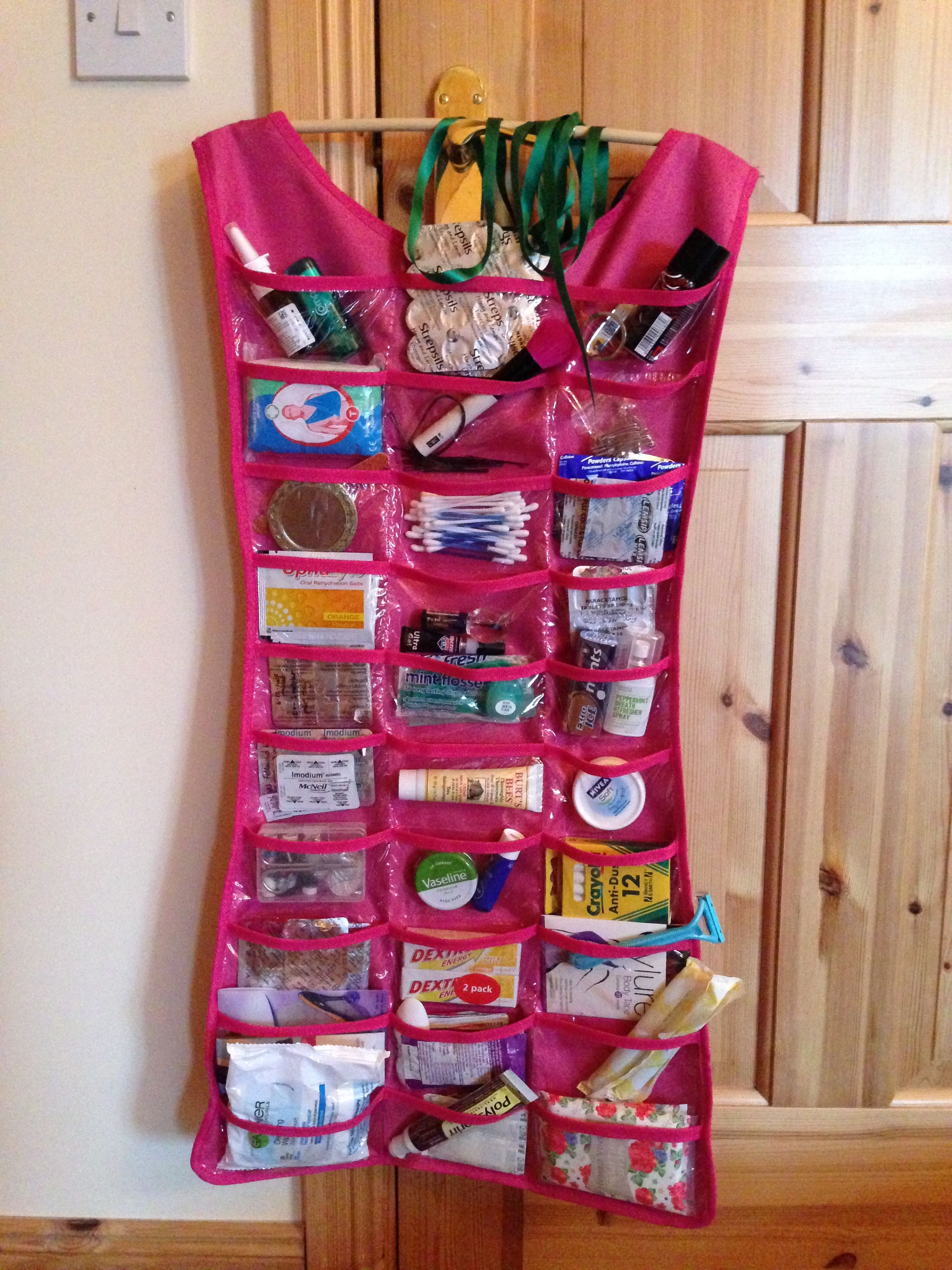 Wedding Day Emergency Kit Bag. I was so impressed when I ...