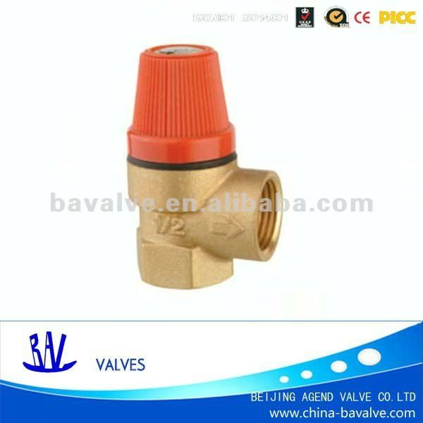 Air Condition Water Pressure Brass Adjustable Pressure Relief Valves 1 100 Found On Www Alibaba Com Pinned By Ody Relief Valve Valve Pressure