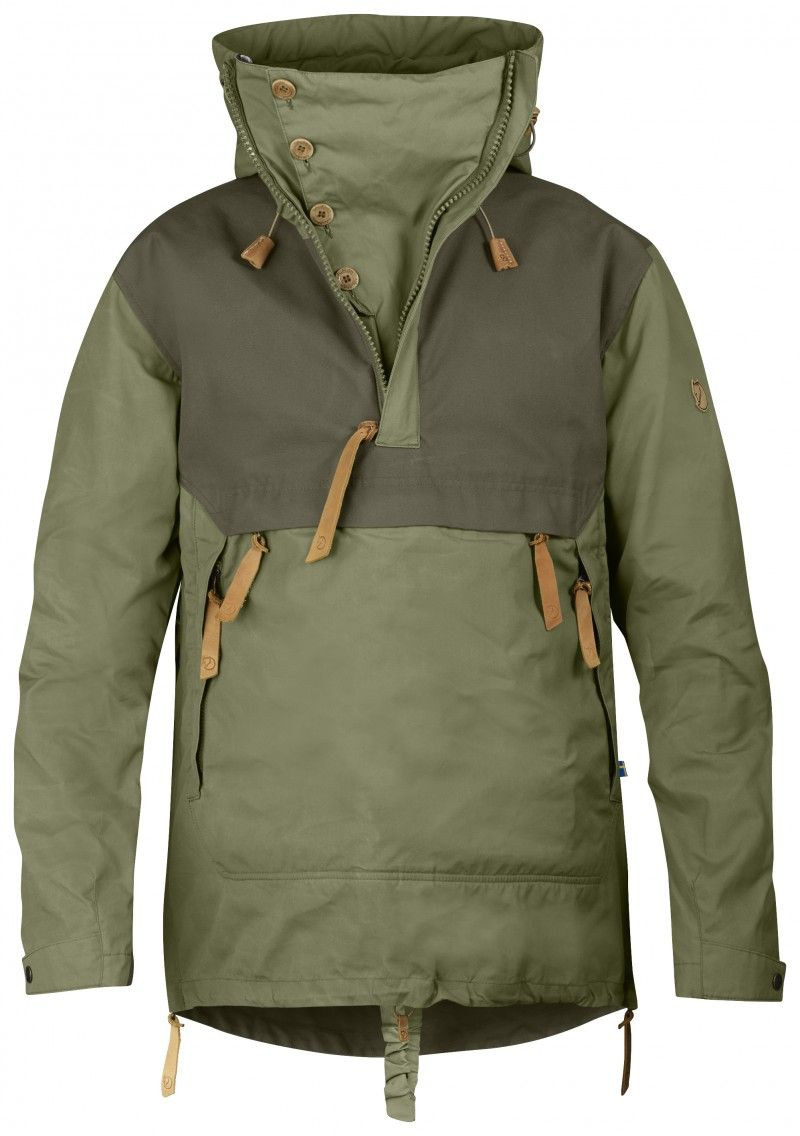 new style c91da cba0e Anorak No. 8 - Fjällräven Numbers Men - Clothes Fjallraven ...