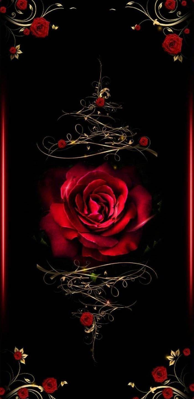 ユイ ツダ さんのボード ファンタジー背景 ゴシック壁紙 薔薇 壁紙