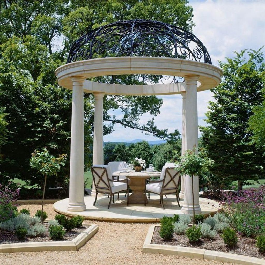 41 Creative Diy Backyard Gazebo Design Decoration Ideas