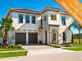Spectacular 9 Bedroom 5 404 Sq Ft Estate Homeaway Orlando 3761859 Vacation Home Rentals Vacation Home House Rental