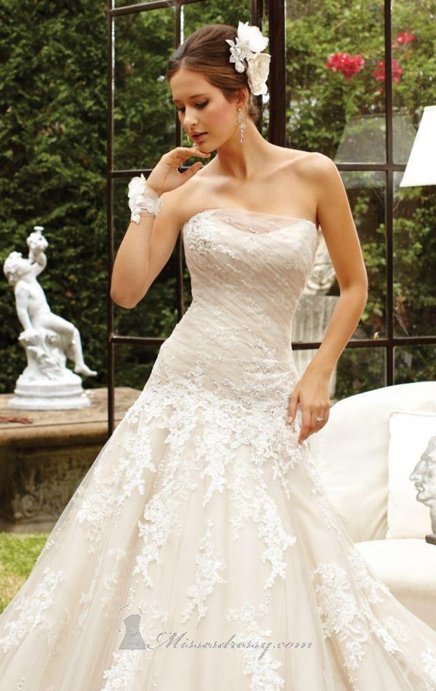 Sophia Tolli Y21360 by Sophia Tolli | Brides / Noivas | Pinterest