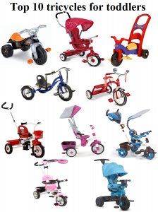 Best 10 Tricycles For Christmas 2018 For 9 Months To 2 Year Old And