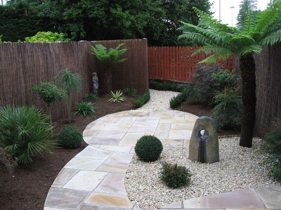 Images Of Beautiful No Grass Front Yard Designs Small Front Yard