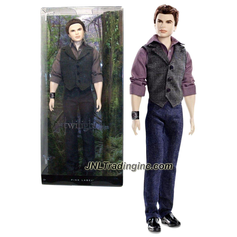Barbie Collector The Twilight Saga Breaking Dawn Part II Carlisle Doll ~ NEW